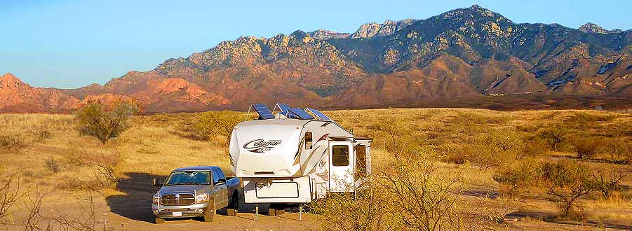 DAVEs RV JOURNEY TO LITHIUM